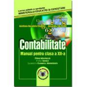 Contabilitate. Manual pentru clasa a XII-a
