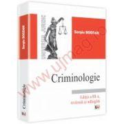 Criminologie. Editia a III-a