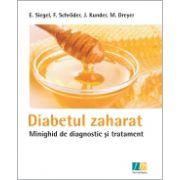 Diabetul zaharat. Minighid de diagnostic și tratament