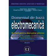 Electromecanică. Discipline tehnice: anul I, şcoală profesională