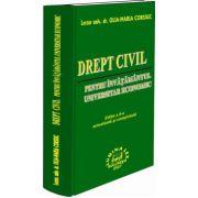 Drept civil - pentru invatamantul universitar economic
