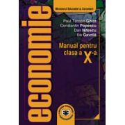 Economie, manual pentru clasa a X-a