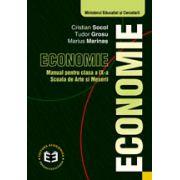Economie manual clasa a IX -a  S.A.M.