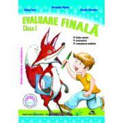 Evaluare Finală Clasa I