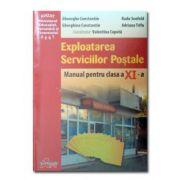 Exploatarea Serviciilor Postale cls XI