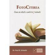 FOTOCITIREA – Cum să citeşti o carte în 7 minute
