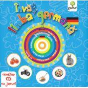 Învăţ limba germană +CD
