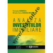 Analiza Investitiilor Imobiliare