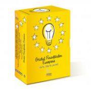 GHIDUL FINANTARILOR EUROPENE de la idee la proiect (5 cd-uri audio)