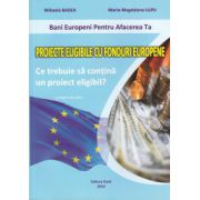 PROIECTE ELIGIBILE CU FONDURI EUROPENE