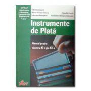 Instrumente de Plata
