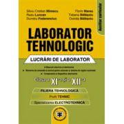 Laborator tehnologic clasa a XI-a si a XII-a - Lucrari de laborator