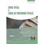 Codul fiscal si codul de procedura fiscala 2012