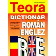 Dictionar roman - englez