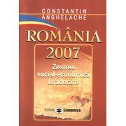 Romania 2007. Zestrea social-economica la aderare