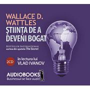 Ştiinţa de a deveni bogat (audio book)