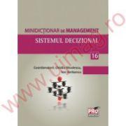 Sistemul decizional  ( 16)