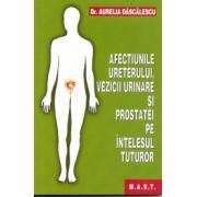 Afectiunile ureterului,vezicii urinare si prostatei
