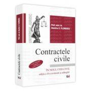 Contractele civile. Contine grile conform Noului Cod civil, editia a II-a revazuta si adaugita