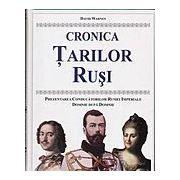 Cronica tarilor rusi - Prezentare cronologica