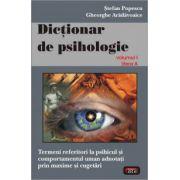 Dictionar de Psihologie vol. 1