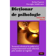 Dictionar de Psihologie vol. 8