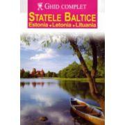 Ghid complet Statele Baltice( Estonia, Letonia, Lituania)