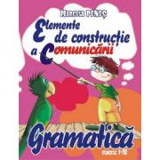 Gramatica,elemente de constructie a comunicarii clasele I-IV