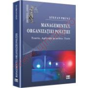 Managementul organizatiei politiei