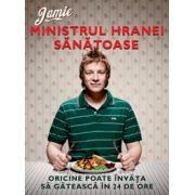 Jamie Oliver, ministrul hranei sănătoase. Oricine poate învăţa să gătească în 24 de ore