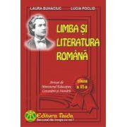 Culegere de Limba şi literatura romana pentru clasa a VI-a