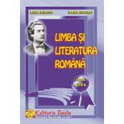 Culegere de Limba şi literatura romană pentru clasa a VII-a