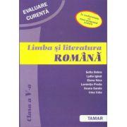 Limba si literatura romana. Clasa a V-a - Evaluare curenta (in conformitate cu noua programa scolara)
