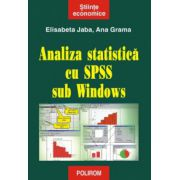 Analiza statistica cu SPSS sub Windows