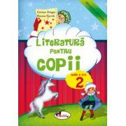 Literatura pentru copii, clasa a II-a