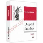 Dreptul familiei 2012