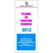 Planul de conturi general 2012