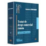 Tratat de drept comercial roman. Conform noului Cod civil Editie necartonata 2012