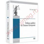 Ordinea publica in Uniunea Europeana