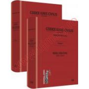 Set Codex Iuris Civilis. Tomul 1+2