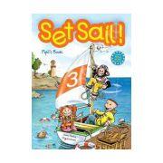 Curs pentru limba engleză Set Sail 3 manualul elevului