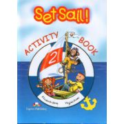 Set Sail! (Level 2): Activity Book ( Caietul elevului)