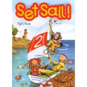 Set Sail! (Level 2): Pupil s Book - manual