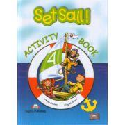 Set Sail! (Level 4): Activity Book ( Caietul elevului)