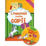 Literatura pentru copii, clasa I (carte+CD)