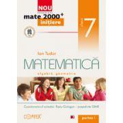 Mate 2012 Initiere MATEMATICA. ARITMETICA, ALGEBRA, GEOMETRIE. CLASA A VII-A. PARTEA I