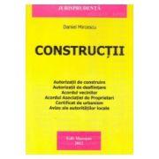Constructii - Autorizatii de construire