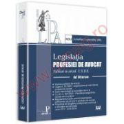 Legislatia profesiei de avocat - ad litteram