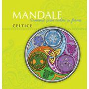 Mandale celtice: Armonie prin culori şi forme
