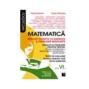 Matematica clasa a VI-a. Breviar teoretic cu exercitii si probleme rezolvate